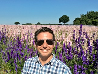Confetti fields in Wick | by Nigel Huddleston MP for Mid Worcestershire