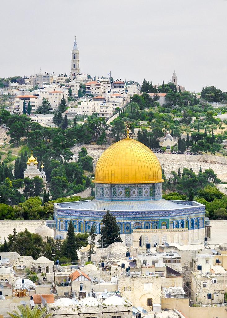 Cúpula de la Roca de Jerusalén