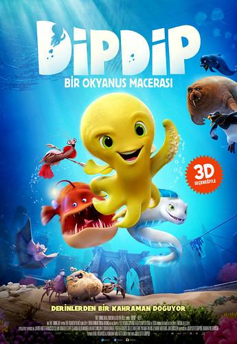 Dipdip: Bir Okyanus Macerası - Deep (2018)