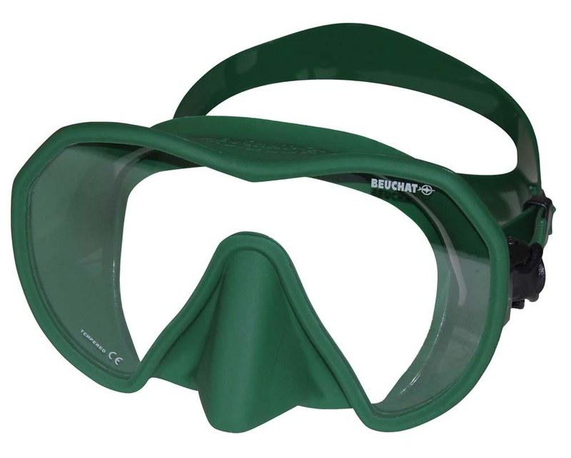 Beuchat Maxlux S máscara bucear