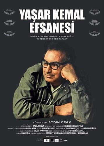 Yaşar Kemal Efsanesi (2018)