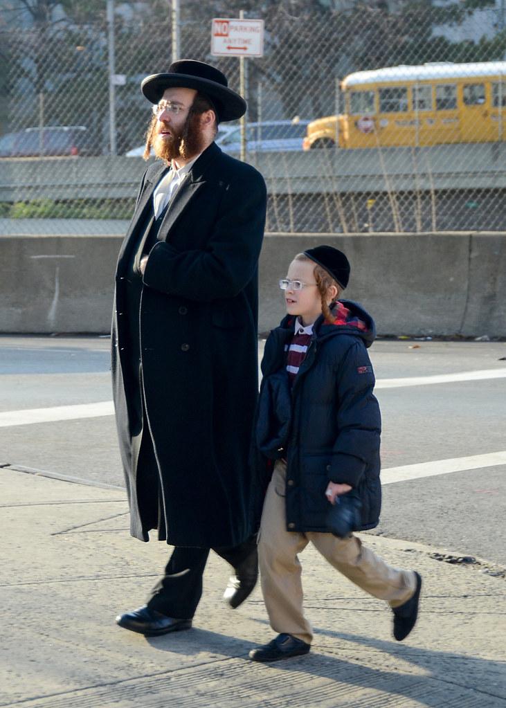 Judíos de Williamsburg el barrio ortodoxo de Nueva York