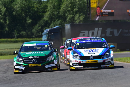 British Touring Car Championship, Croft 2018
