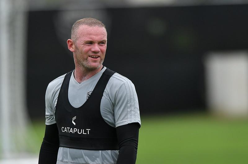 Wayne Rooney新賽季將轉戰MLS。(AFP授權)