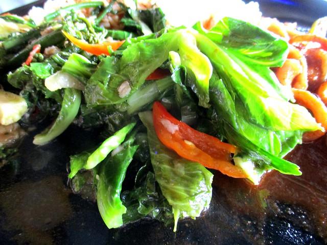 Missus' vegetable pick