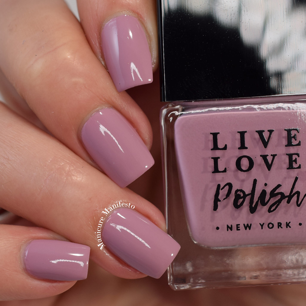 Live Love Polish Sandstorm swatch
