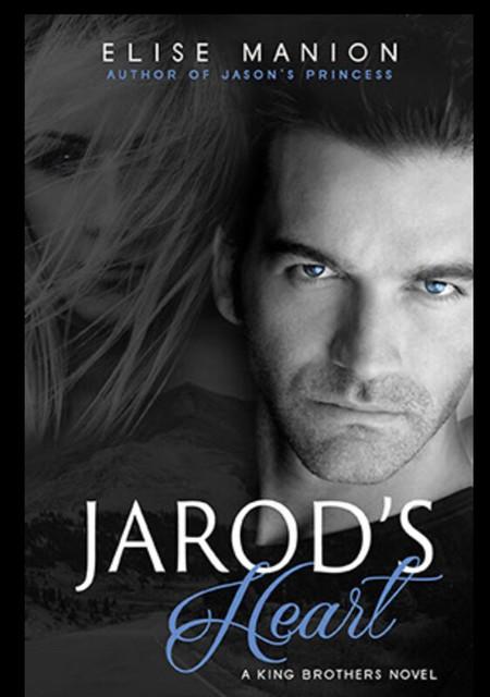 Book Cover Elise Manion Jarod's Heart