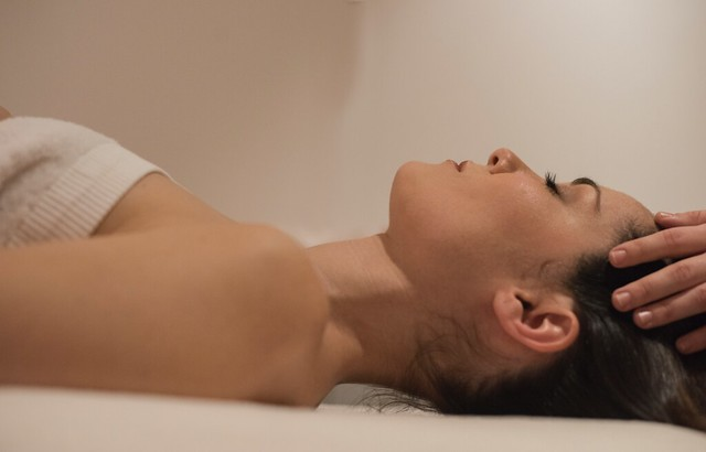 TBC masaje cara