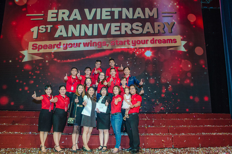 ERA Vietnam - 1st Anniversary team Universe