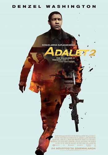 Adalet 2 - The Equalizer 2 (2018)