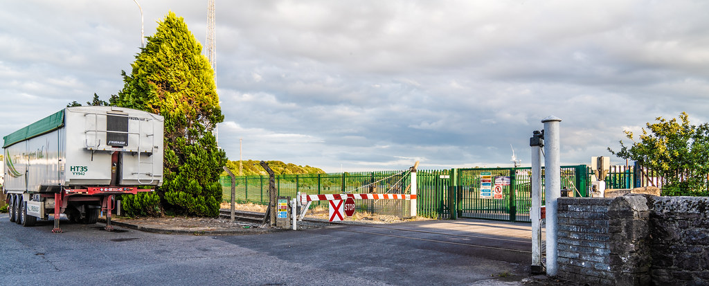 BUS EIREANN DEPOT AND BUS SHELTER  FERRYBANK WATERFORD 006
