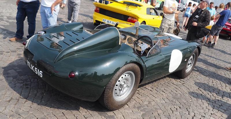 Lister Jaguar 1953 28681872647_93b99b0a67_c