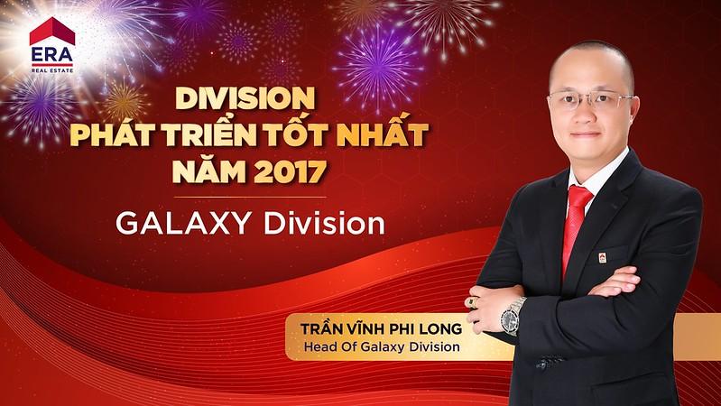 Division Phát Triển Tốt Nhất Năm 2017