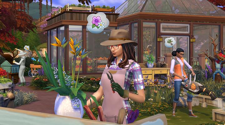 Los Sims 4 Y Las Cuatro Estaciones, en consolas el 13 de noviembre