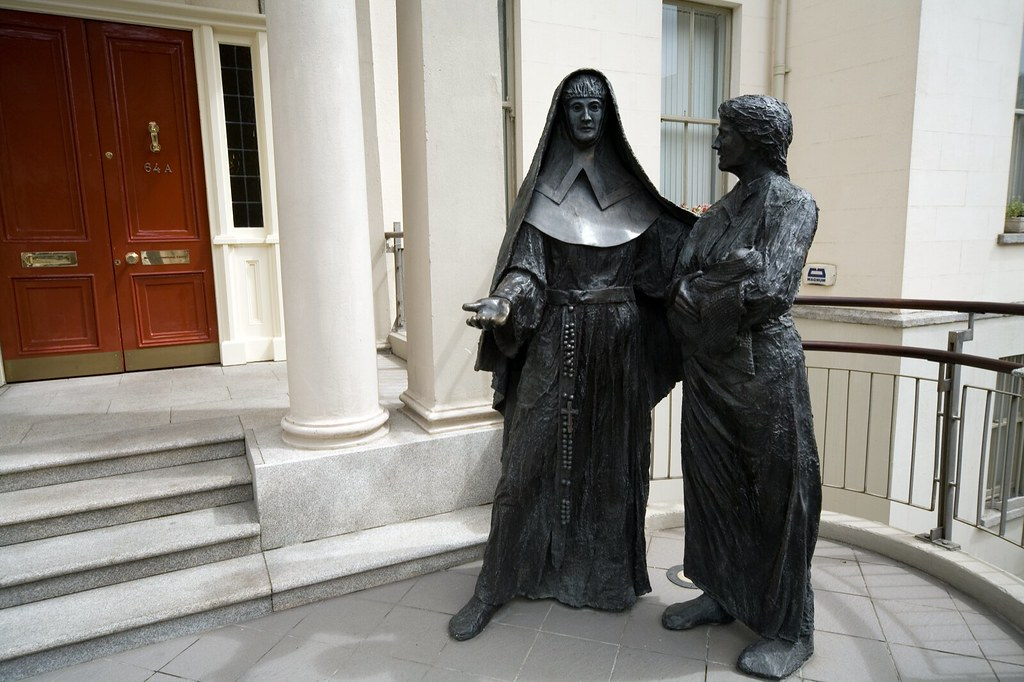 circle of mercy sisters of mercy an unexpected