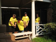 ALA 2006 in NOLA -- Volunteer Day at the Children's Resource Center | by janielianne