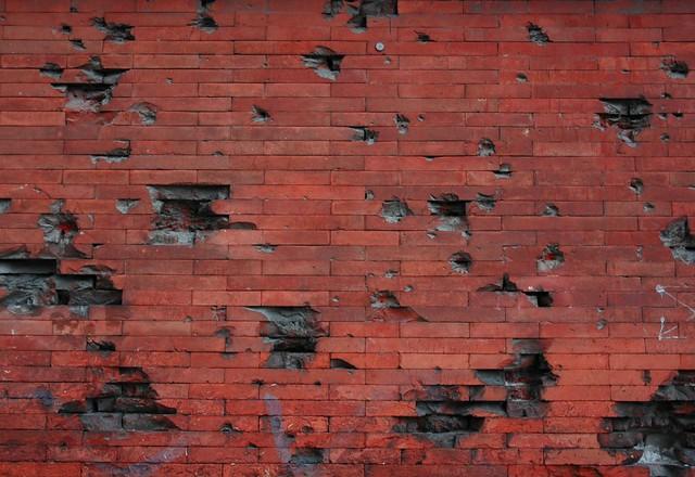 Brick Wall Munich 19 Aug 06