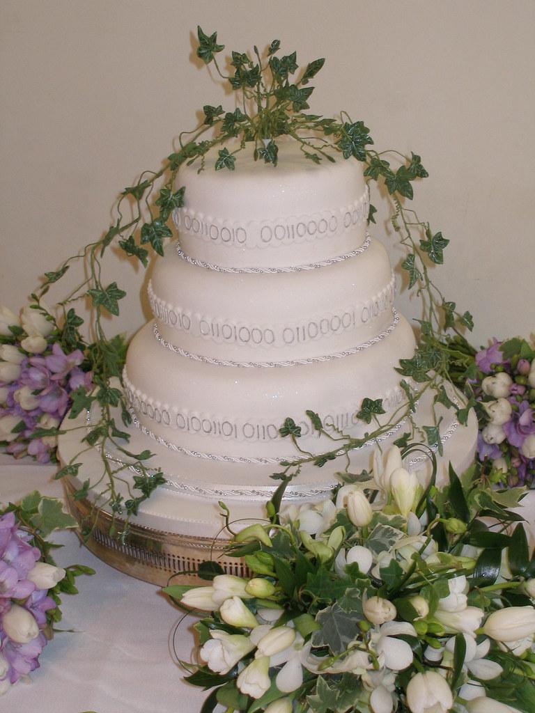 English Wedding Cake Recipe