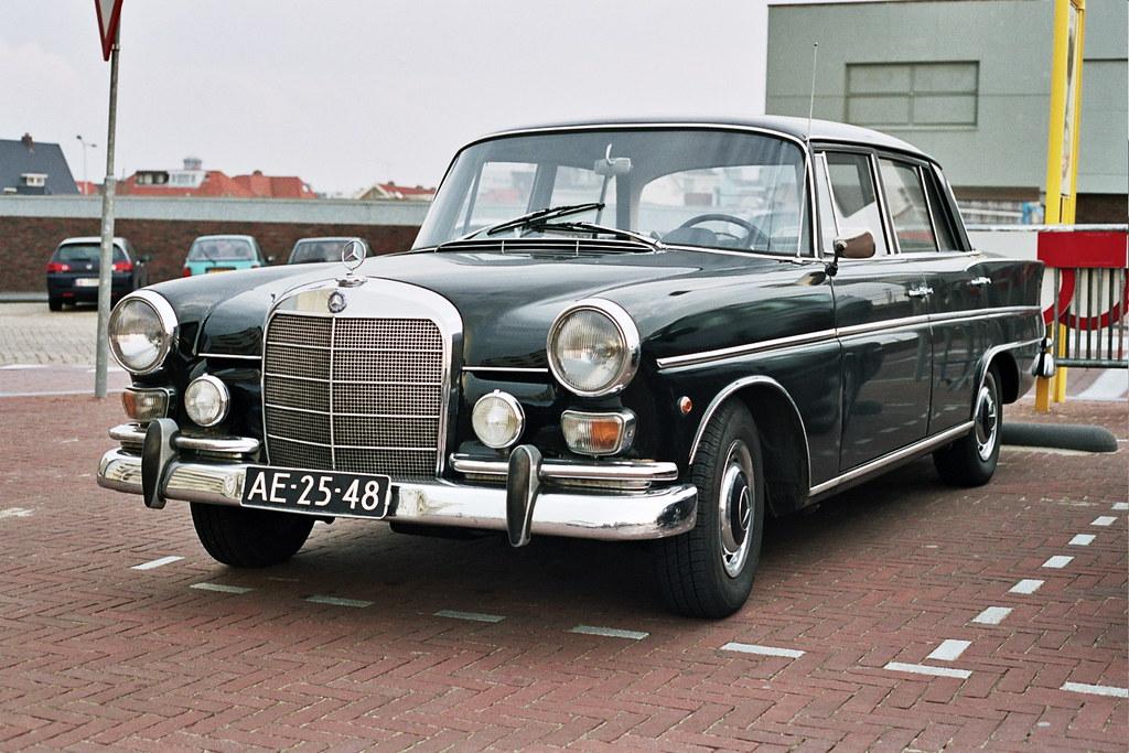 Mercedes   Petrol Engine