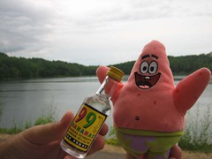 patrick  boozes it up - 99 bananas | by us1mm0