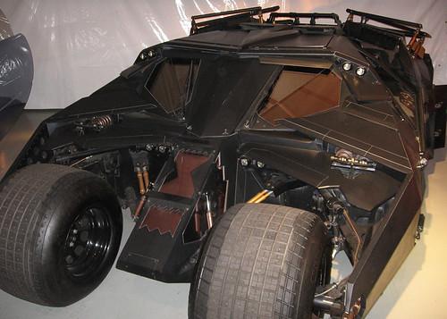 Batmobile Warner Brothers Tour