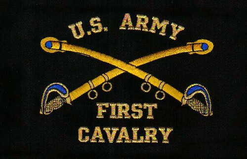 army first cav logo mag designer boxer flickr