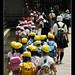 JAPAN - Nara - School trip