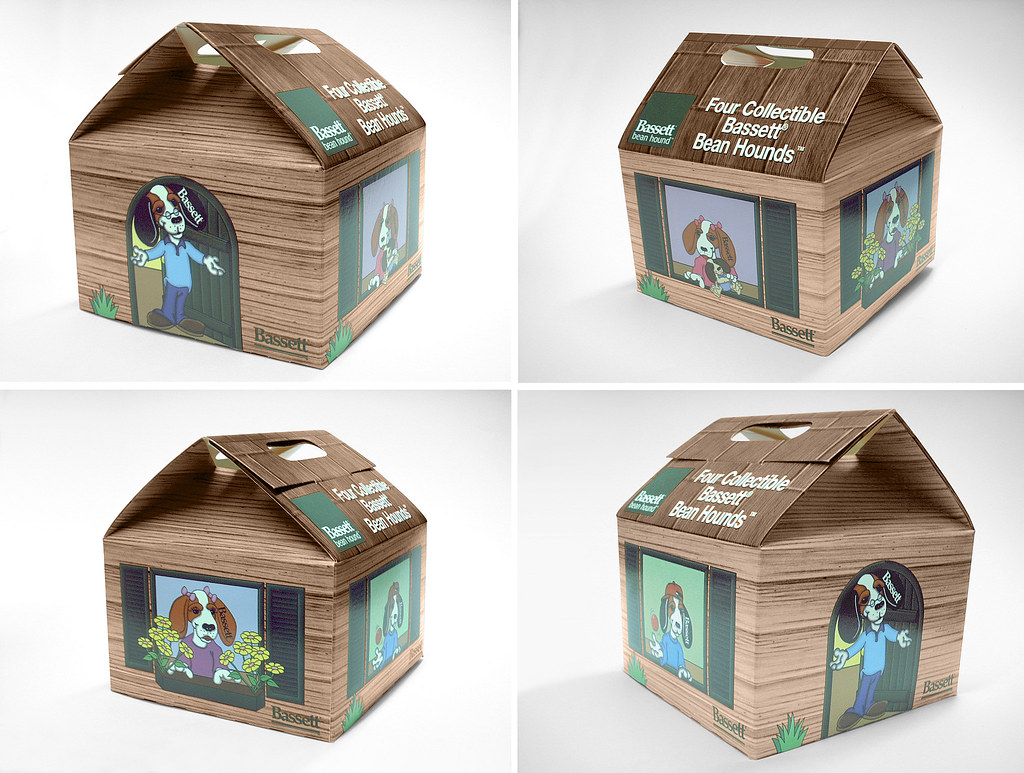 Dog House Package 01 Packaging Design Created For