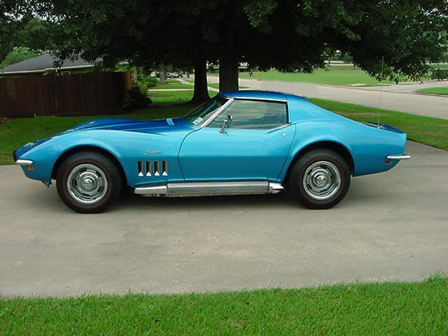 1969 Corvette Stingray >> 1969 Corvette Stingray | Hot even in sky blue | Ant Man | Flickr