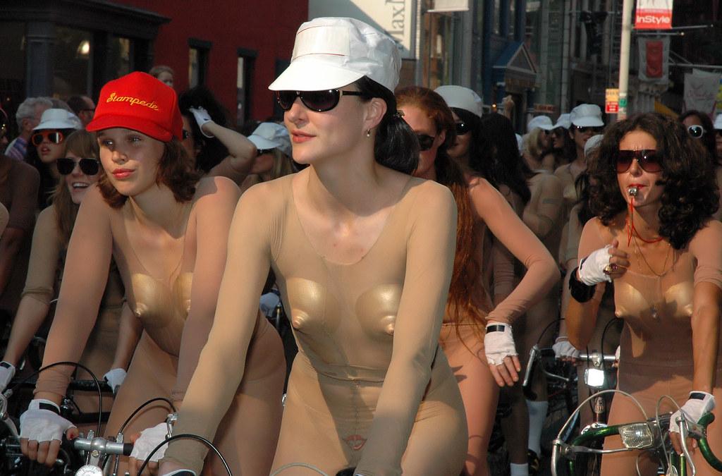 in photos nude bikers the