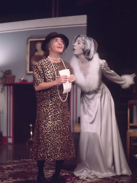 blithe spirit ucsc crown college one of my first