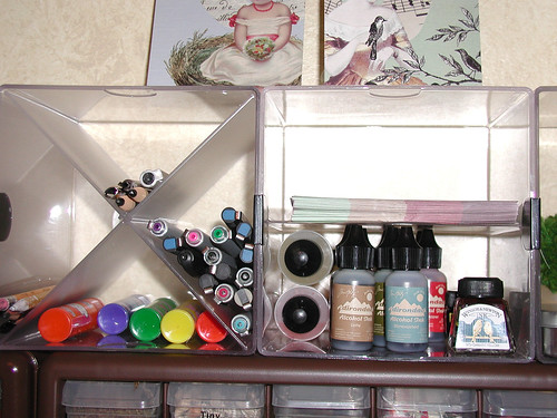 Mission: Studio Organization - Markers & Pens 3 | by ArtByChrysti