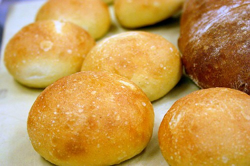 country loaf rolls | by smitten kitchen