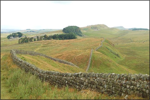 another hadrians wall photo | by Paul Stevenson