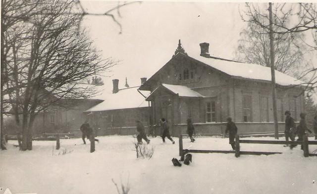 Iisalmi Kirkonkylän koulu