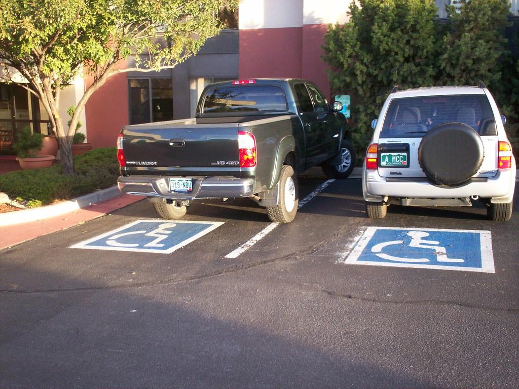respect handicap parking essay