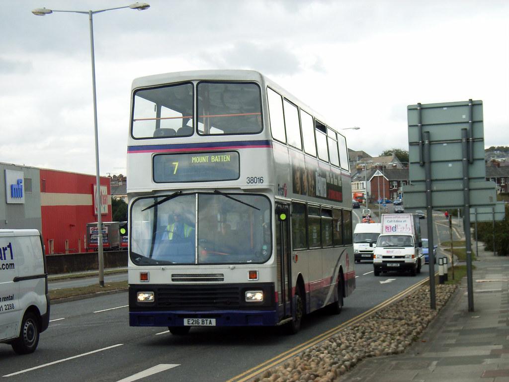 First 38016 E216BTA