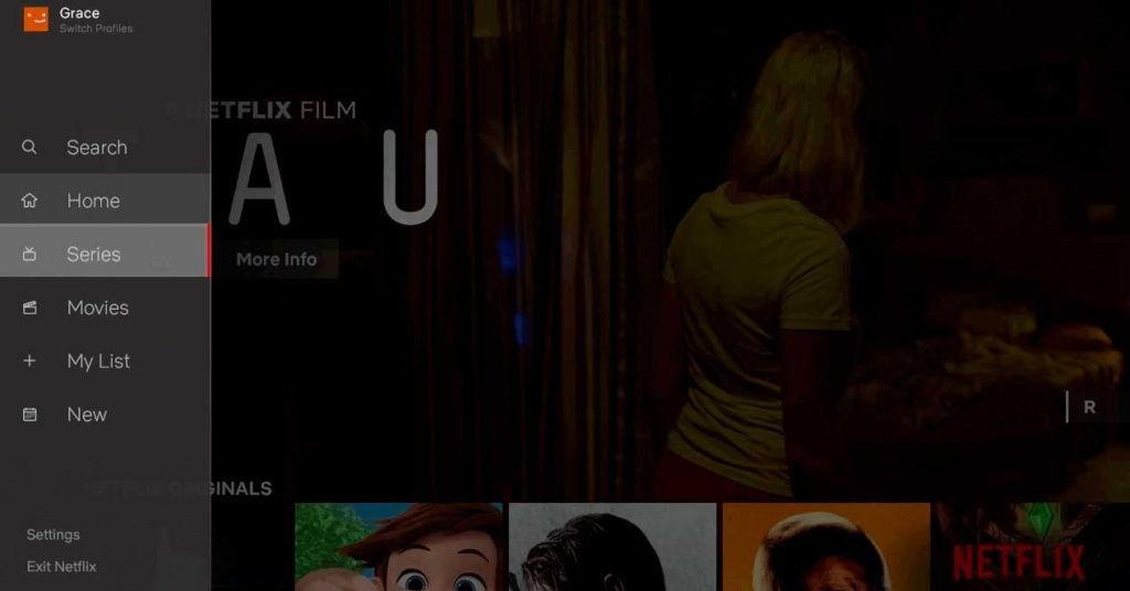 Así verás Netflix en tu Smart TV en breve