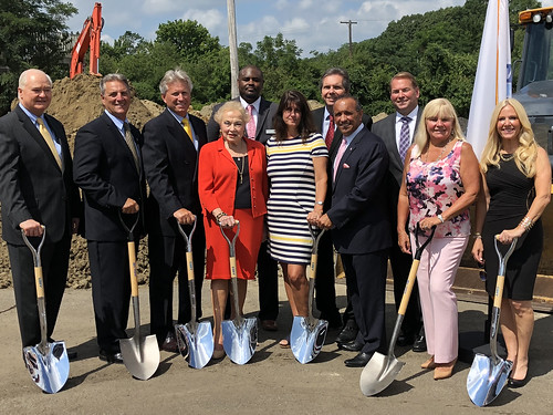 Adult Homeless Shelter Ground Breaking | by Christine Giordano Hanlon, Esq.