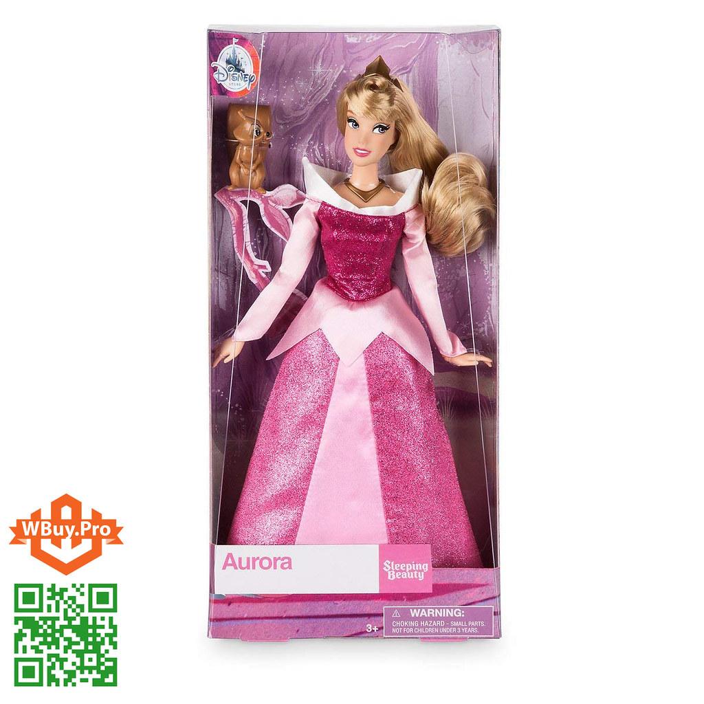 Búp bê Aurora Disney 30cm