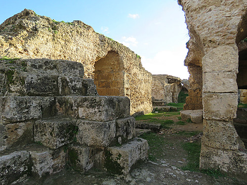 Baths of Antonius (Carthage) #20 | by jimsawthat
