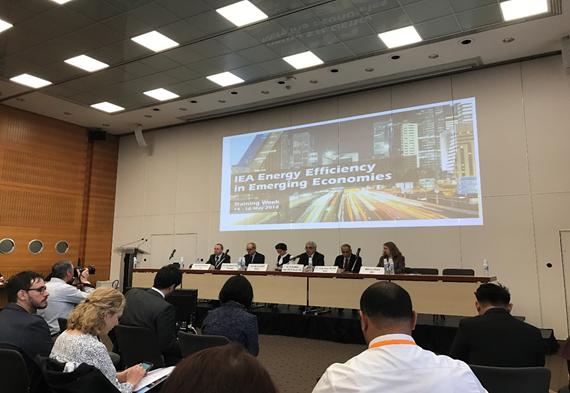 台達基金會首次派員參與2018年EETW,吸收全球最新的能源效率知識與推動手法。
