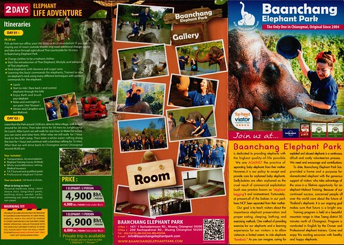 Brochure-BaanChang Elephant Day Care 01