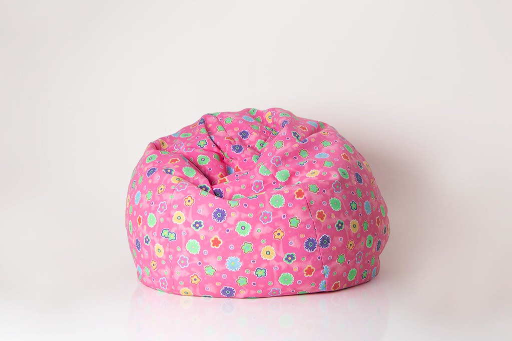 Exceptionnel ... Pink Bean Bag Chair | By Yourbestdigs