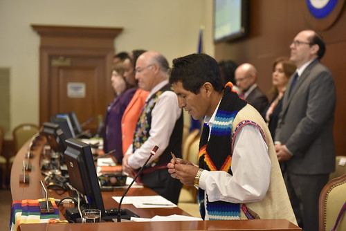 OAS Permanent Council Celebrates First Inter-American Week of Indigenous Peoples