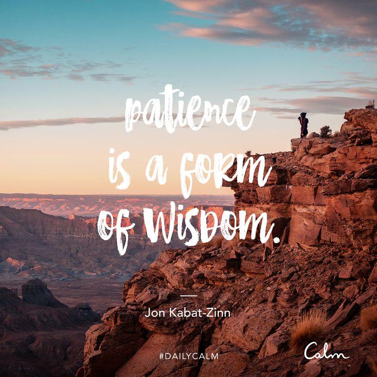 Calm Quotes Wisdom Quotes : Daily Calm Quotes |