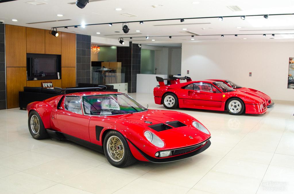Lamborghini Miura Jota Svr Kurt Blythman Flickr