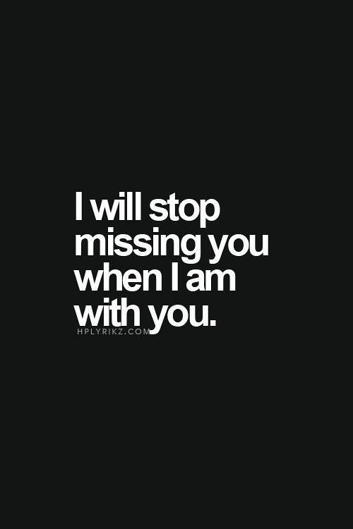 Sad Love Quotes I Neverstop Missing You Love Flickr