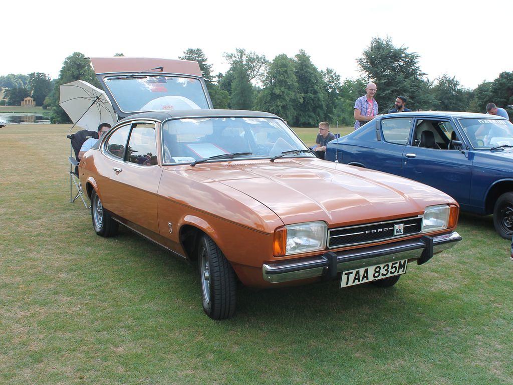 Ford Capri Ii  Gt L By Quicksilver Coaches