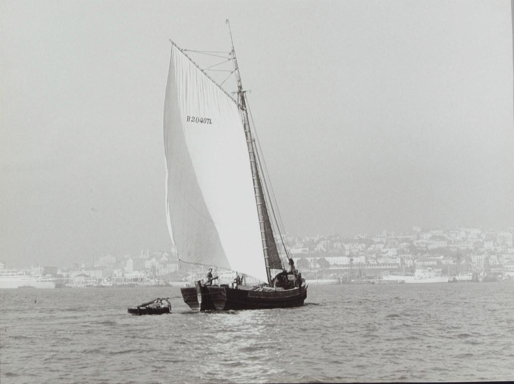 Fragata, Rio Tejo (H.C. de Barros, s.d.)